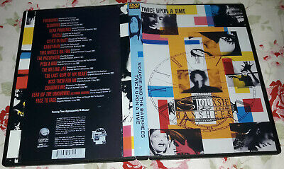 Siouxsie & The Banshees - Twice Upon A Time DVD SPECIAL FAN EDITION