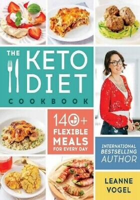 Keto Diet: The Complete Guide by Leanne Vogel CookBook P.D.F