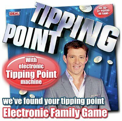 Tipping Point the Board Game - 3+ Players.