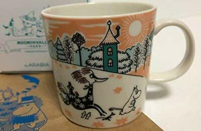 Moominvalley mug mag cup Arabia Moomin Valley Park Limited mugcup Japan 2019 NEW