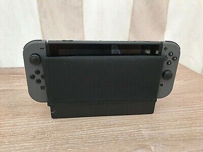 Nintendo Switch Dock Sock - Dock Cover - Screen Protector - Black Sleeve