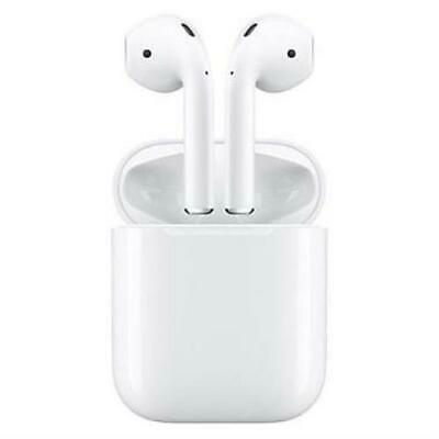 Apple AirPods In-Ear Bluetooth Headphones, White (MMEF2C/A)