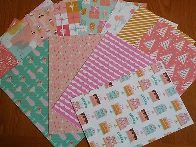 8x8 Paper Pack V/&A Brand New /& Sealed Dovecraft