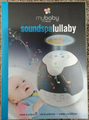 Mybaby soundspa lullaby sounds and projection ( brand new in box, never used)