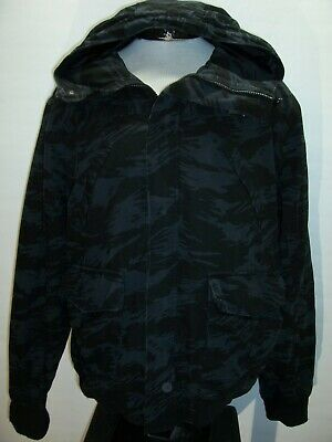 DC Shoes XL X-Large hooded Jacket Combine ship Discounts