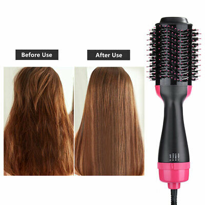 One Step Dryer Hair Salon Pro Collection Styler And Volumizer Brush Hair Comb
