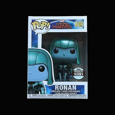 Funko Pop! Ronan The Accuser Marvel Captain Specialty Series Pop IN STOCK 448