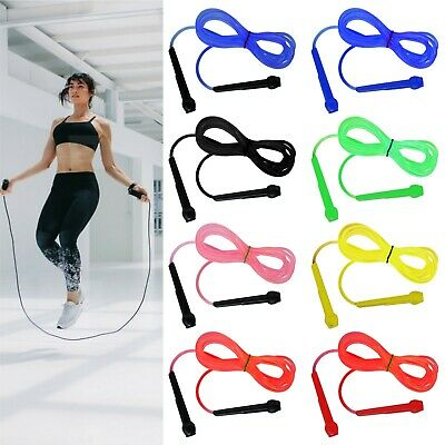 Skipping Fitness Speed Rope Jumping Boxing Exercise Kids Girls,women Lose Weight