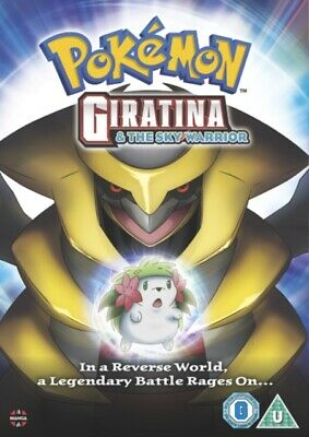 NEW Pokemon Movie 11 Giratina and the Sky Warrior DVD (MANG5891)