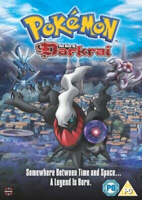 NEW Pokemon Movie 10 The Rise of Darkrai DVD (MANG5890)