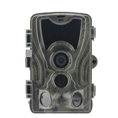 KINGELE 2.4 inches LCD Trail Camera 16MP 1080P IP66 80Ft 0.3s Trigger Time