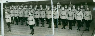 Royal Canadian Mounted Police. - Vintage photo