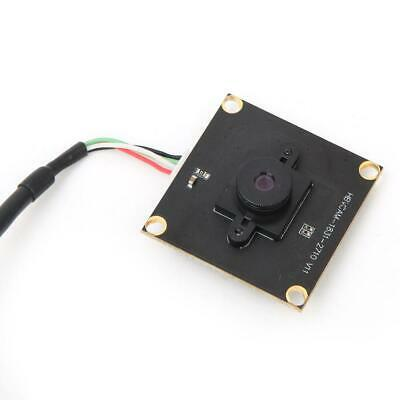 OV2710 2MP 1080P HD USB Camera module 100 degree distortionless lens 1M cable