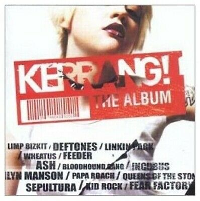 Various Artists - Kerrang! - The Album Only Disk One K95/111