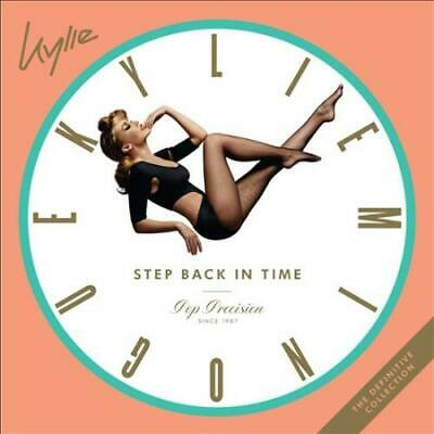 Kylie Minogue - Step Back In Time: The Definitive Collection (2 Cd) New Cd