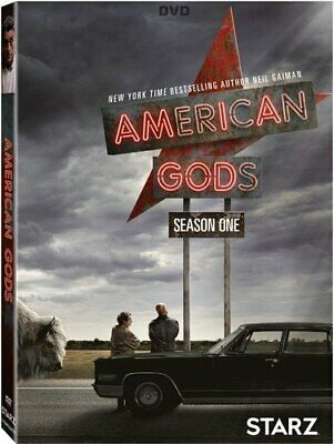 American Gods Season Series 1 DVD Box Set Complete First TV Collection New