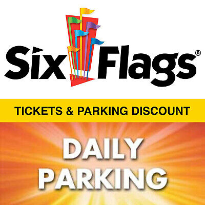 $43.49 Off Discount for Six Flags The Great Escape Tickets and Parking Pass