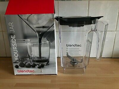 Blendtec WildSide+ Jar Container Compatible with all Blendtec blenders. 2.6L