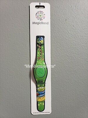 Disney Toy Story Alien MagicBand 2 - Toy Story Land (NEW)