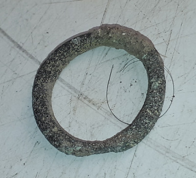 Celtic Ring Money Proto Currency Gaul Era Dates Approximately 500 BC