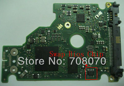 IBM 100617020 HDD Hard Drive PCB Logic Board Tested Working Seagate ST9900805SS