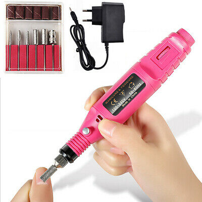 Quality Nail Drilling Electric Drill Manicure Set Gel Polish Remover Pen Tools