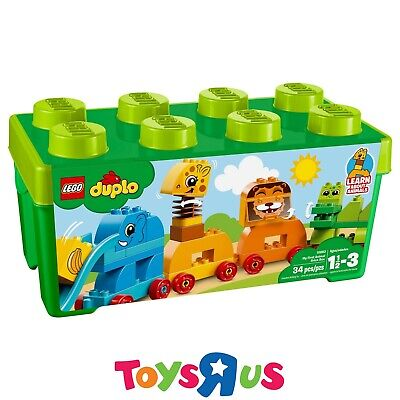 LEGO 10863 DUPLO My First Animal Brick Box (BRAND NEW SEALED)