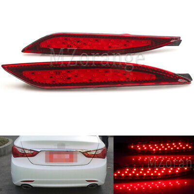 For Hyundai Accent 12-17 Replace HY1184105C Rear Driver Side Bumper Reflector