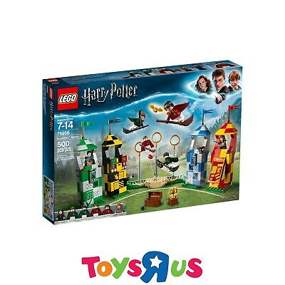 LEGO 75956 Harry Potter Quidditch Match (BRAND NEW SEALED)