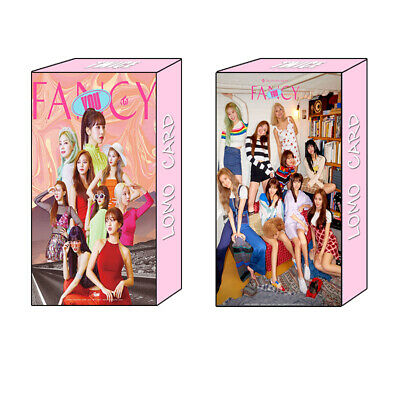30pcs/set Kpop TWICE FANCY YOU Ablum Poster PhotoCards Lomo HD Card 2019 New