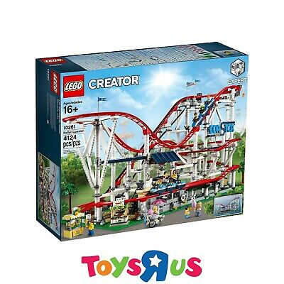 LEGO 10261 Creator Roller Coaster (BRAND NEW SEALED)