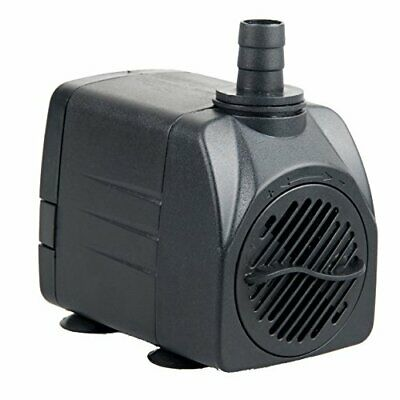 Pawfly 400 GPH Submersible Pump UL400 Quiet Indoor Outdoor Water Pump for Fis...