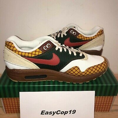 Details about Nike Air Max 1 Susan Missing Link UK 9 Used GC