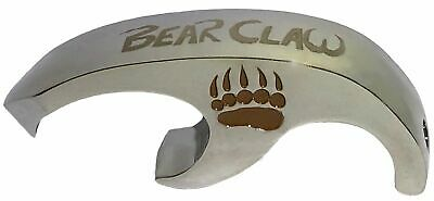 Bear Claw Beer Shotgun Tool Bottle Opener Keychain Party Tailgates Barbeque GIFT