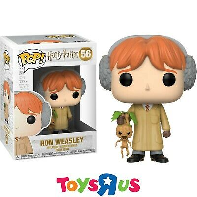 Funko Harry Potter - Ron Weasley Herbology Class Pop! Vinyl Figure