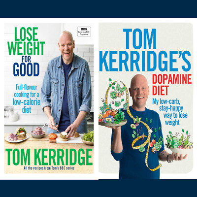 Lose Weight for Good: Full-flavour cooking By Tom Kerridge 🌟🌟🌟🌟🌟