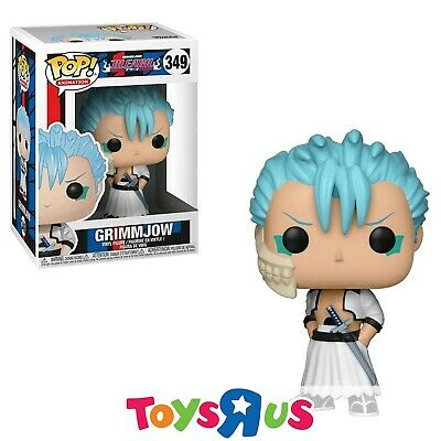 Funko Bleach - Grimmjow Pop! Vinyl Figure