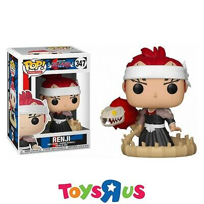 Funko Bleach - Renji with Bankai Sword Pop! Vinyl Figure