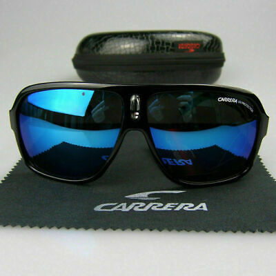 2019 New Fashion Men Women Unisex Sunglasses Aviator Matte Black Carrera Glasses