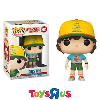 Funko Stranger Things 3 - Dustin with Arcade Tee Pop! Vinyl Figure