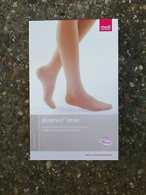 MEDI Duomed Basic Caramel IV CCL 2 Open Toe