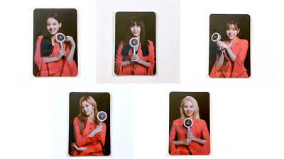 TWICE OFFICIAL PHOTOCARD 1ea TWICE CANDY BONG Z PHOTOCARD Free Tracking No.