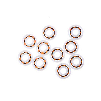 10 Pcs Plastic 608 8mm*22mm*7mm Miniature Ball Bearing ESLTA