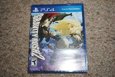 Gravity Rush 2 (Sony Playstation 4 ps4) NEW Factory Sealed