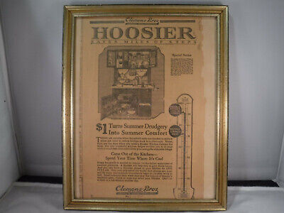 ESTATE HEATROLA NEWSPAPER adv  1922 East Washingtonian, Pomeroy WA