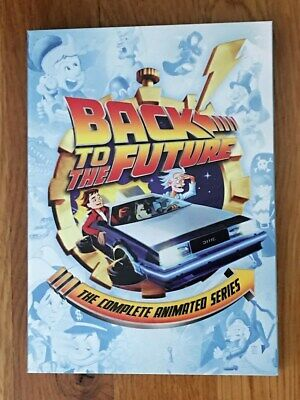 Back to the Future: The Complete Animated Series (DVD) BRAND NEW / SEALED
