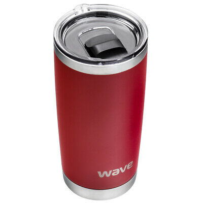 20 OZ Travel Tumbler w magnetic lid - Insulated Cup - Double wall coffee Mug