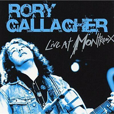 Rory Gallagher-Live at Montreux CD NEW