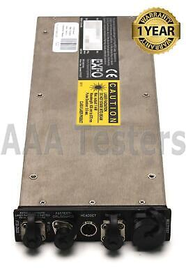 EXFO FTB-3922X SM Multitest Module w/ VFL & FasTest For FTB-400 FTB-3920 FTB 400