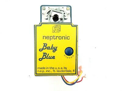 Neptronic BBTS 1000 Baby Blue HVAC Actuator